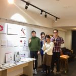 個展開催レポート/東京原宿アンリガトウ初個展開催しました!
